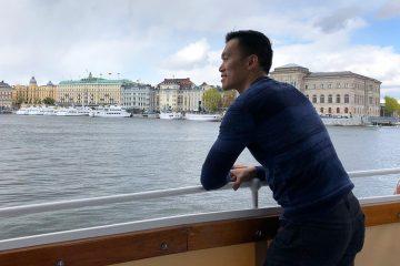 Asianmapleleaf in Stockholm, Sweden