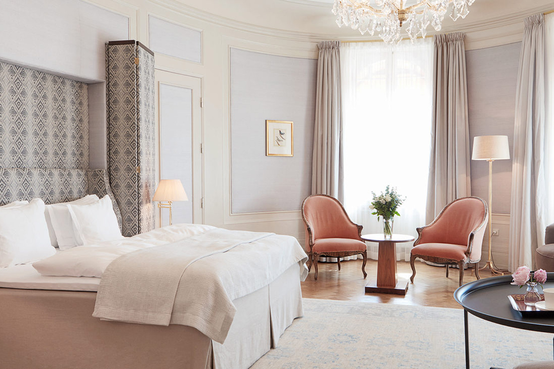 The Dagmar Master Suite, Hotel Diplomat, Stockholm, Sweden