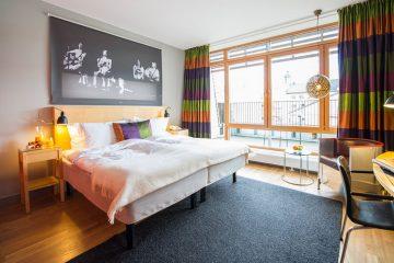 Hotel Rival, Stockholm, Sweden