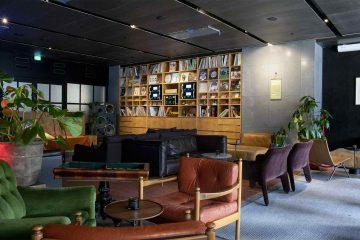 Hosoi at Hotel AtSix, Stockholm, Sweden